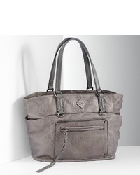 Vera Wang Simply Vera Small Leather Tote
