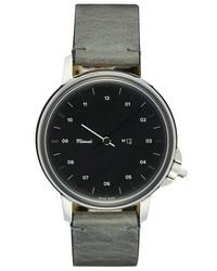 Miansai Leather Strap Watch 39mm