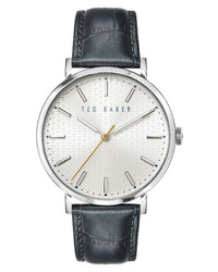 Ted Baker London Phylipa Leather Watch