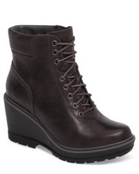 Timberland Kellis Wedge Lace Up Boot