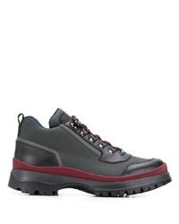 Prada Lace Up Trekking Boots