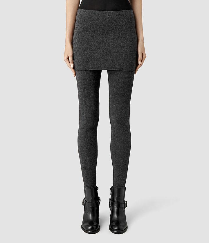 AllSaints Raffi Leggings | Where to buy & how to wear