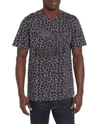 Puma Wild Pack Aop Logo T Shirt