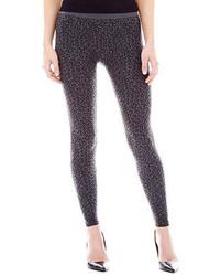 Jcp leopard print leggings medium 110465