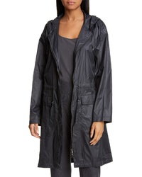 Eileen Fisher Hooded Recycled Nylon Jacket
