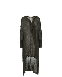 Taylor Draped Drawstring Cardigan