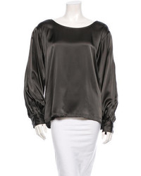 Dries Van Noten Silk Blouse