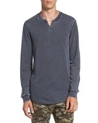 The Rail Notch Neck Thermal T Shirt