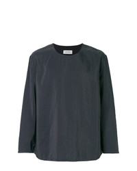 Lemaire Collarless Fasten Free Shirt