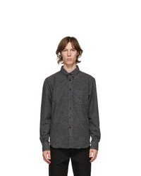 Naked and Famous Denim Grey Easy Shirt