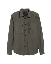 G-Star RAW Powel Zip Pocket Shirt