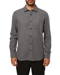 O'Neill Redmond Standard Fit Button Up Flannel Shirt