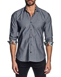 Jared Lang Regular Fit Button Up Shirt
