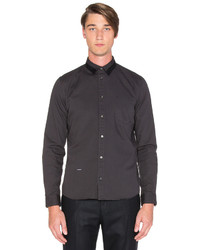 Robert Geller Robert Oxford Button Up