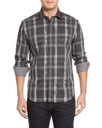 Shaped fit sport shirt medium 1247810