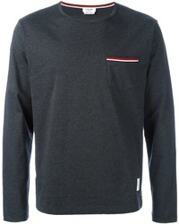 Charcoal long sleeve t shirt original 9727527