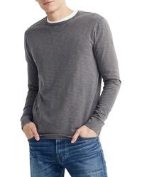 Madewell Allday Slim Fit Gart Dyed T Shirt