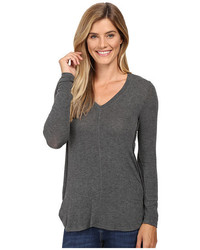 B Collection By Bobeau Alice Long Sleeve Tee