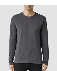 AllSaints Brace Long Sleeve Tonic Crew T Shirt