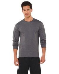Household Essentials C9 Champion Cotton Long Sleeve T Shirt