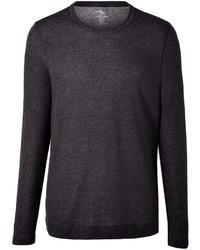 Majestic Cotton Cashmere Long Sleeve T Shirt