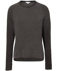 James Perse Cotton Long Sleeve T Shirt