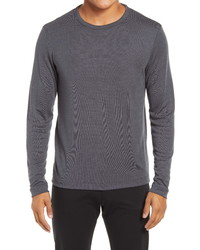 Theory Gaskell Long Sleeve Crewneck Shirt