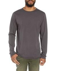 Hudson Jeans Hudson Elongated Long Sleeve T Shirt