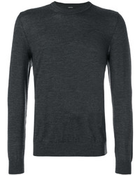 Z Zegna Long Sleeved T Shirt