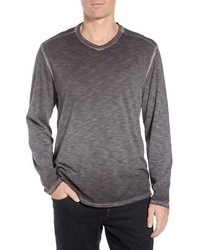 Tommy Bahama Suncoast Shores Long Sleeve V Neck T Shirt
