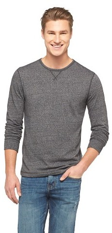Mossimo Supply Co Slim Fit Long Sleeve T Shirt Where To Buy How