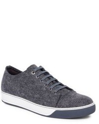 Low top felt sneakers medium 3732851