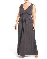 Plus size chloe empire waist maxi dress medium 5170241