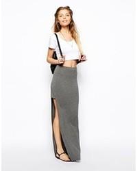 Asos Collection Tabard Maxi Skirt