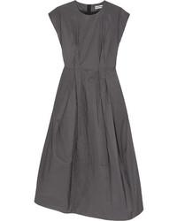 Charcoal midi dress original 9938723
