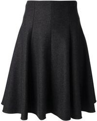 Charcoal midi skirt original 2145291