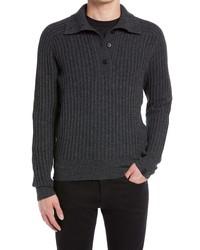 rag & bone Eco Merino Blend Polo Sweater