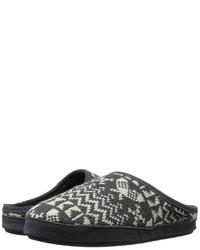 Woolrich Whitecap Knit Mule Slippers