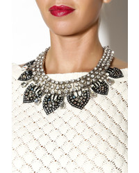 Antoine Accessories Deco Dazzle Necklace