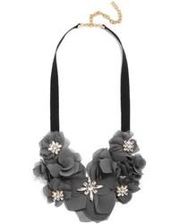 BaubleBar Zinnia Collar Necklace