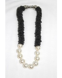 Two Sisters Jane Pearl Necklace