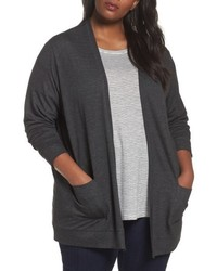 Plus size open front cardigan medium 5170485