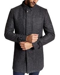 Ted Baker Alabama Single Breasted Wool Coat