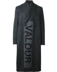 Alexander McQueen Valour Overcoat