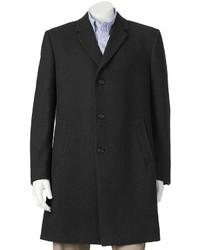 Billy London 38 In Wool Blend Overcoat
