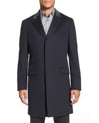 Ted Baker London Bonsall Wool Overcoat