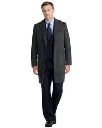 Brooks Brothers Wool Mason Topcoat