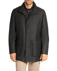 Saks Fifth Avenue Collection Wool Overcoat