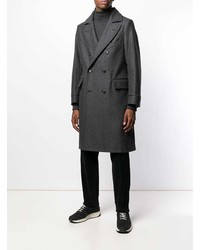 Fortela Double Breasted Coat