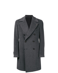 Tagliatore Double Breasted Overcoat